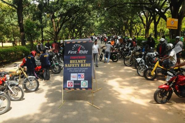 Helmet Safety Ride-Bangalore (3)