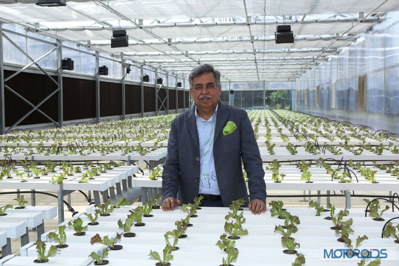 Hero Motocorp Builds Production Facility On 39 Green Concept