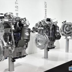 New Hyundai 1.0 / 1.4 turbo petrol engines, 7 speed DCT transmission showcased in Paris