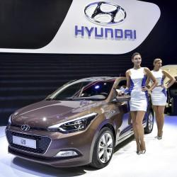 New Hyundai Elite i20 makes European debut at Paris Motor Show
