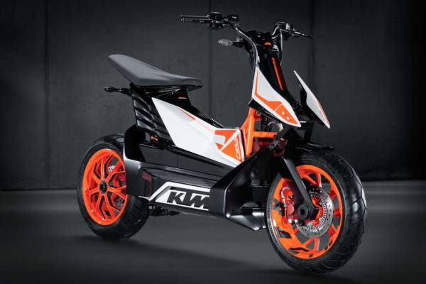 KTM E-SPEED electric scooter (2)