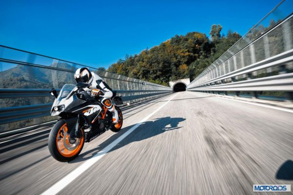 KTM RC 200 Track review (1)