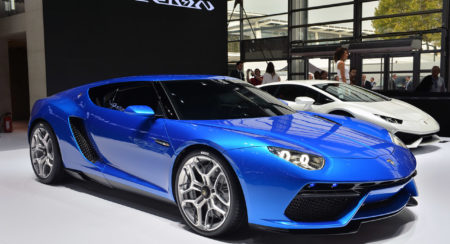 Lamborghini Asterion LPI 910-4 At Paris Motor Show (1)