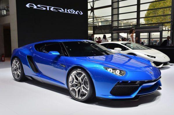 Lamborghini Asterion LPI 910-4 At Paris Motor Show (1)