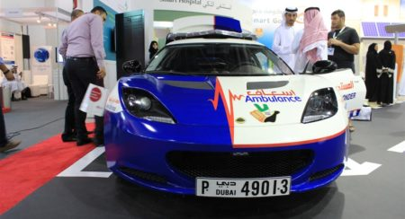 Lotus Evora Ambulance Dubai (3)