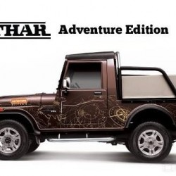 Mahindra Thar Adventure edition unveiled; limited to just 30 units