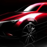 All new Mazda CX-3 to debut at 2014 LA Auto Show
