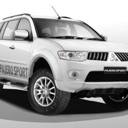 Mitsubishi Pajero Sport 4X2 Automatic could launch next month