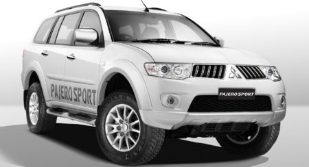 Mitsubishi-Pajero-Sport-Automatic