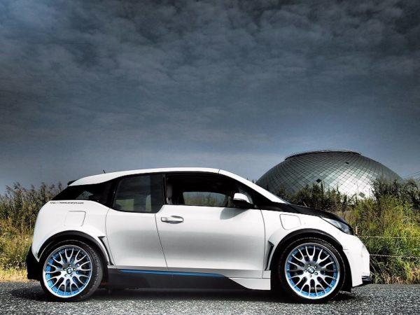 Modified BMW i3 Evo (11)