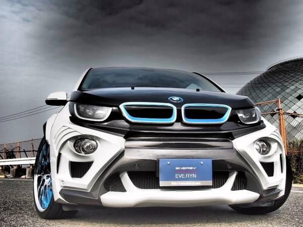 Modified BMW i3 Evo (3)