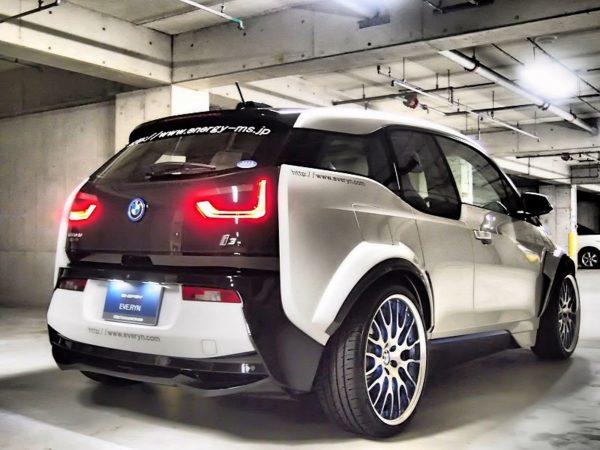 Modified BMW i3 Evo (8)