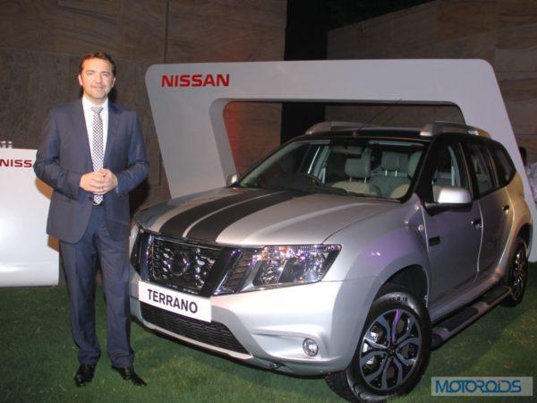 New anniversay edition Nissan Terrano