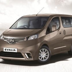 Nissan Evalia Special Variant unveiled with premium features