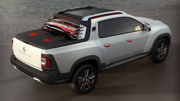 Renault Oroch Pickup Truck Concept (2)