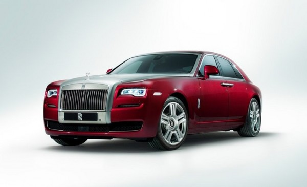 LIVE FROM EVENT: Rolls Royce Ghost Series II launch in ...