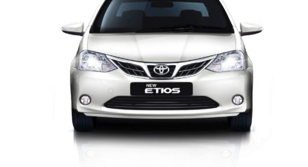Toyota Etios-India Launch