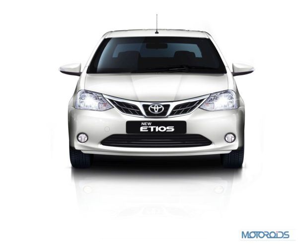 Toyota Etios-India Launch
