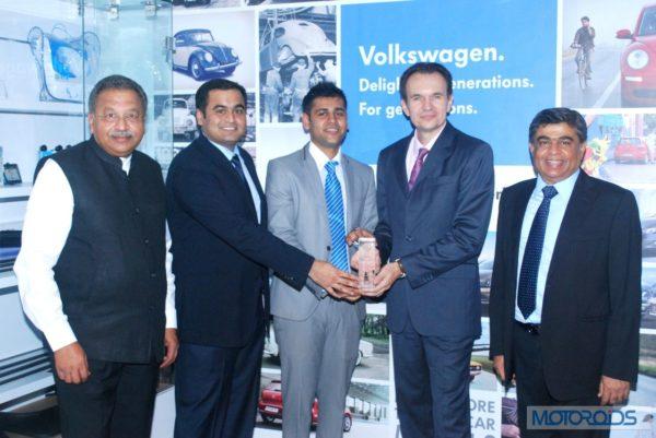 Volkswagen North Mumbai showroom (2)