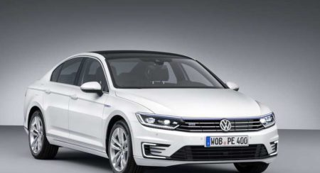 Volkswagen reveals the Passat GTE