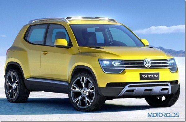 Volkswagen-Taigun-Concept-SUV