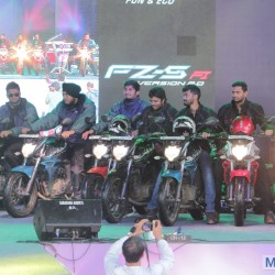 Yamaha Mission 10,000km ride concluded in Chennai