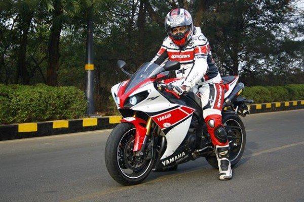 Yamaha R1 ownership India (2)