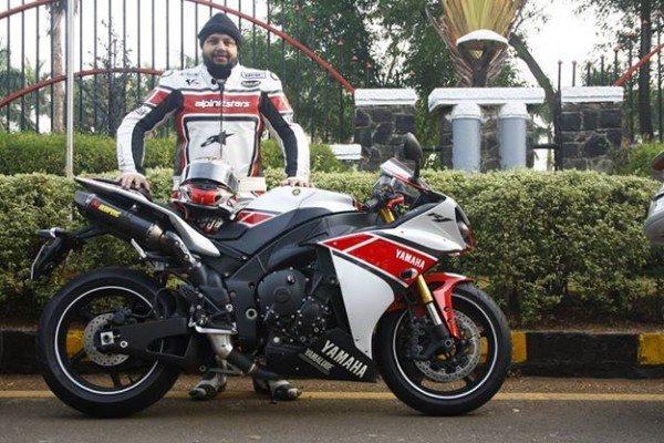 Yamaha R1 ownership India
