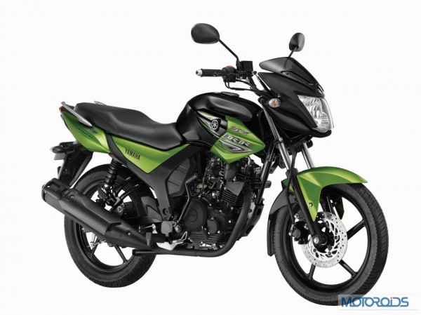 Yamaha SZ-RR Version 2.0 Blue Core Launched (2)