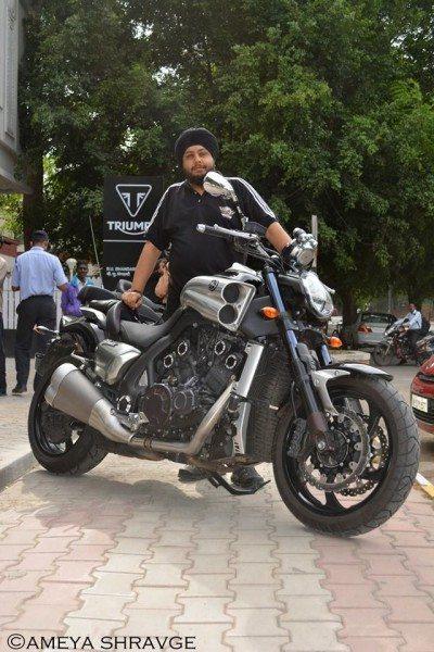 Yamaha VMAX Ownership India (3)