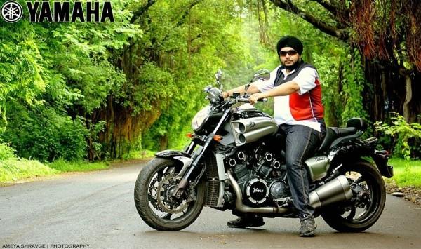Yamaha VMAX Ownership India