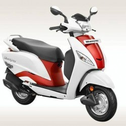 Hero Motocorp surpasses Honda Motorcycle & Scooter India in scooter exports
