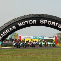 FIA Upgrades Madras Motor Race Track Certification to Grade 2