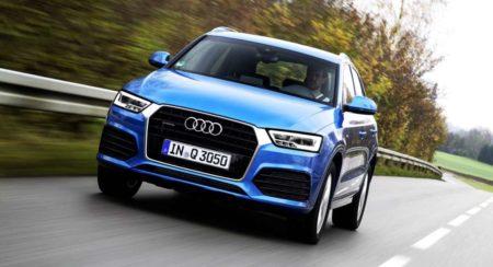 2015 Audi Q3 face-lift: Design Review