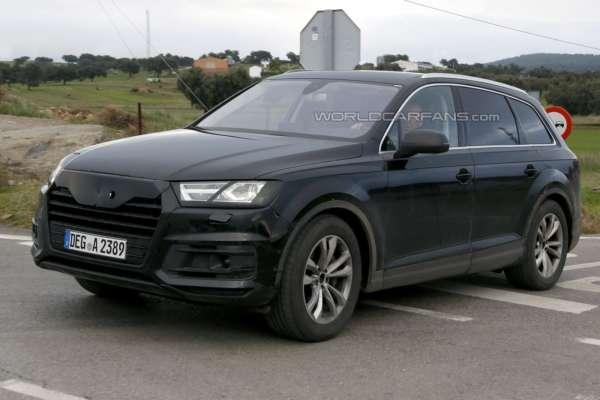 2015 Audi Q7 (7)