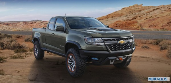 2015 Chevrolet Colorado ZR2 Concept (9)