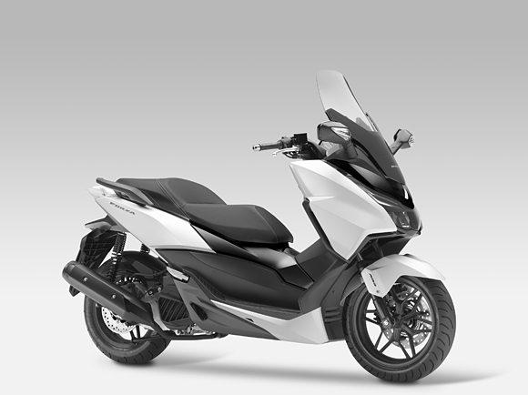 2015 Honda Forza 125