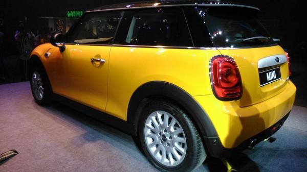 2015 Mini India 3-door 2
