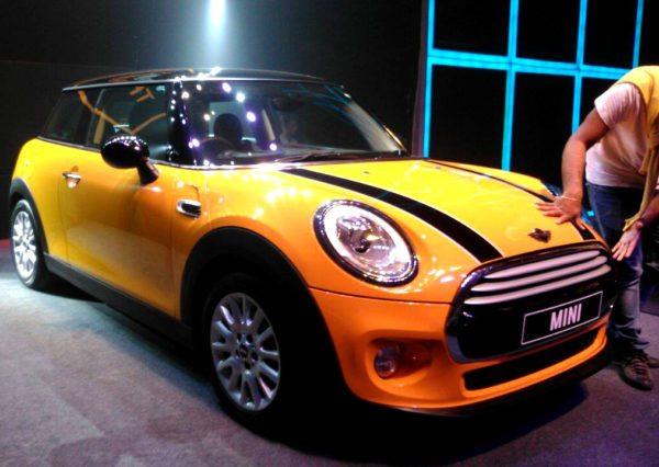 2015 Mini India 3-door