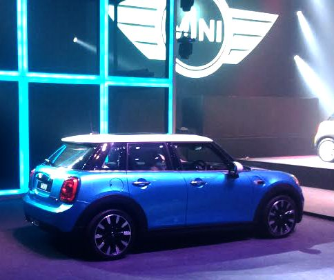 2015 Mini India launch (8)