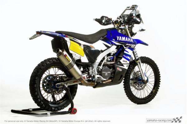 2015 Yamaha WR450 Dakar Bike (2)