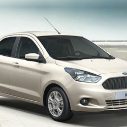 New Ford Figo Hatchback Spied in India; Details here