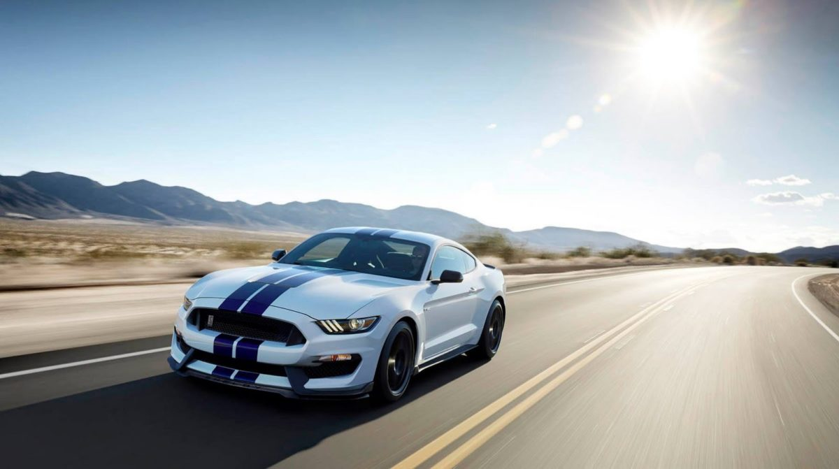 2016 Ford Mustang Shelby GT350 (12)