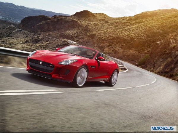 2016 Jaguar F Type Manual (2)