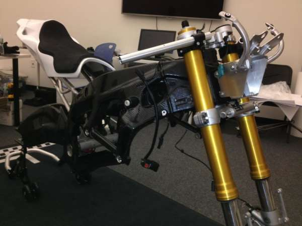 216 bhp Alpha Racing BMW HP4 build