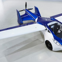 Unveiled: AeroMobil Flying Roadster 3.0, the world's first production-ready flying car