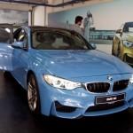 BMW M3 and M4 reach Indian shores, brand ambassador Sachin Tendulkar reveals cars at BIC