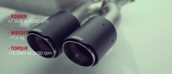 BMW-M4-With-Akrapovic-Exhaust-System-3