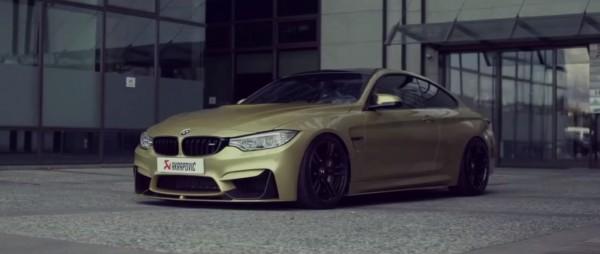 BMW-M4-With-Akrapovic-Exhaust-System-4