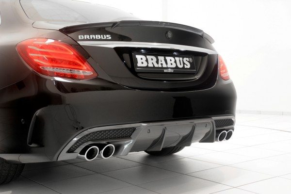 BRABUS C Class (9)